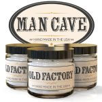 Scented-Candles-Man-Cave-Set-of-3-Straight-Razor-Leather-and-Mahogany-3-x-4-Ounce-Soy-Candles-B00NR8MQ9U