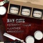 Scented-Candles-Man-Cave-Set-of-3-Straight-Razor-Leather-and-Mahogany-3-x-4-Ounce-Soy-Candles-B00NR8MQ9U-6
